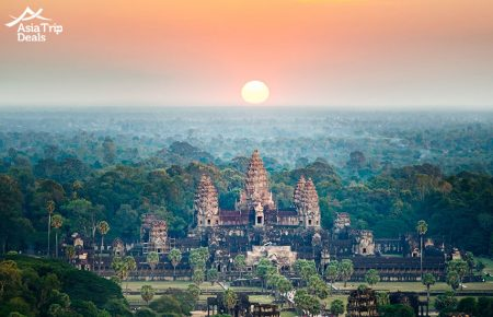 Angkor Explorer 5 days