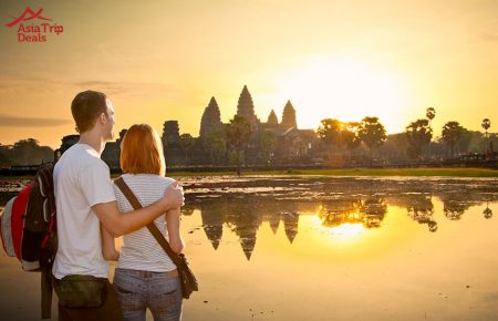 Tour of Bangkok, Vietnam & Angkor Wat 17 days