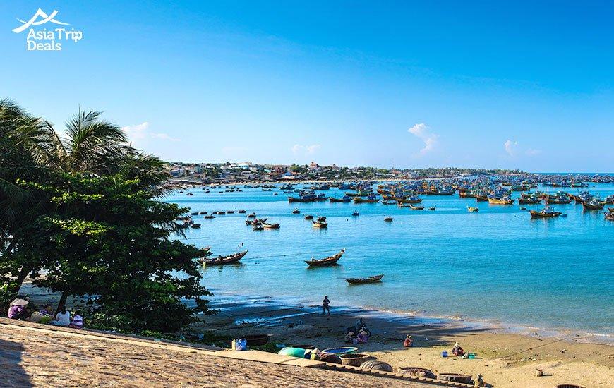 Spectacular Mui Ne beach Phan Thiet