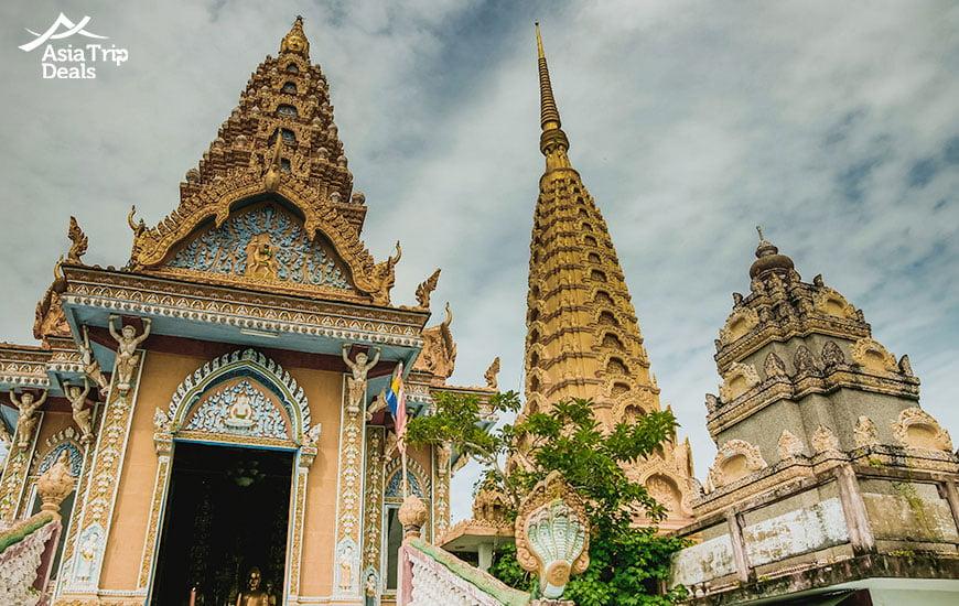 Phnom Sampeau temple, Battambang, Cambodia