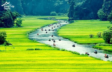 6 day Hanoi, Ninh Binh & Halong Bay tour