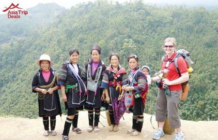 Sapa – Trekking Y Linh Ho – Lao Chai – Ta Van Village