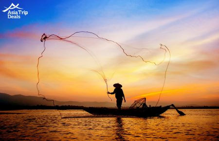Journey along Tonle Sap Lake 8 days