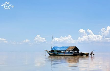 Siem Reap: Day trip to Prek Toal Bird Sanctuary and Great Lake