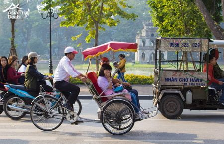Hanoi – Countryside tour in Vintage Vespa
