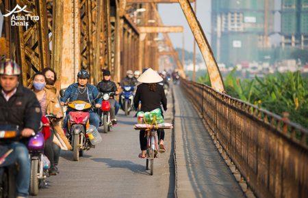 Hanoi: Hai Duong Local Farm and Stork Island 2D1N