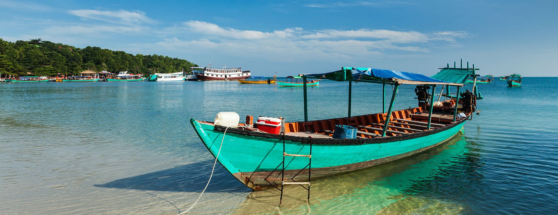 Discover The Best Beaches In Cambodia