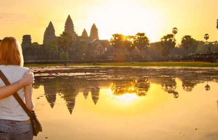 Romantic destinations in Cambodia