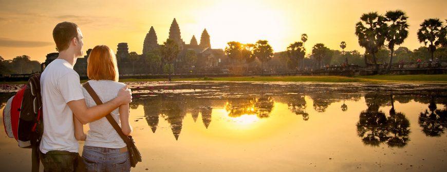 Romantic destinations in Cambodia