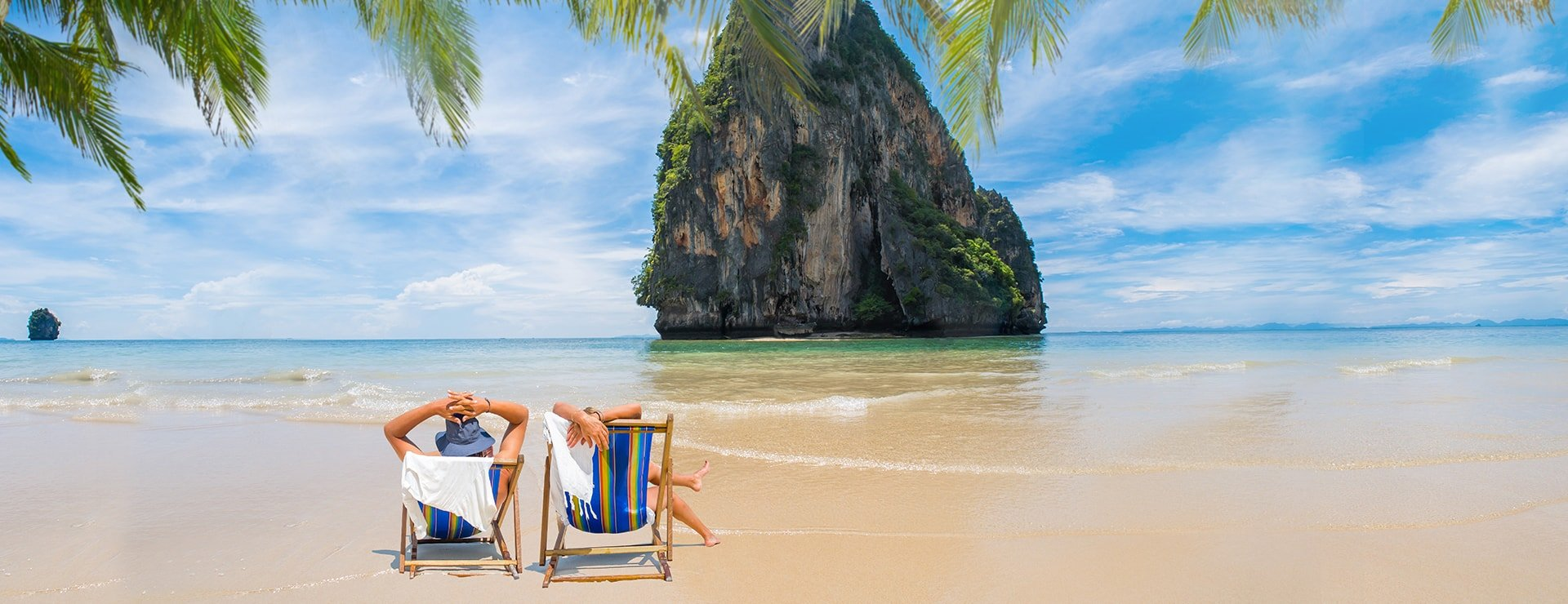 Need To Take A Deep Thailand Ocean's Breath? Head To These 5 Beaches