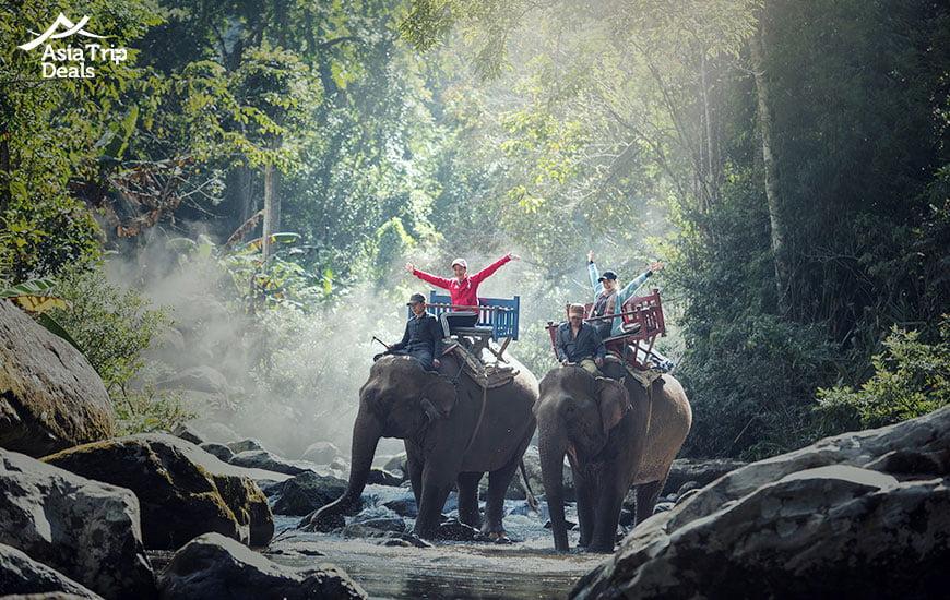 travel in luang prabang