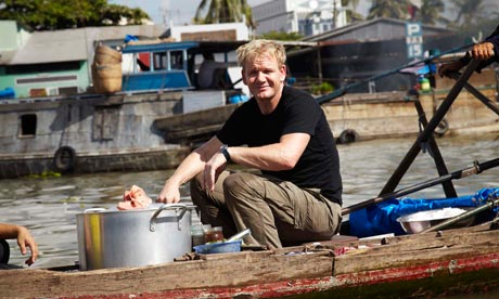 gordon ramsay's love for vietnamese food