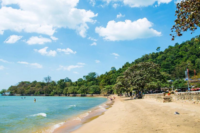 Kep beaches