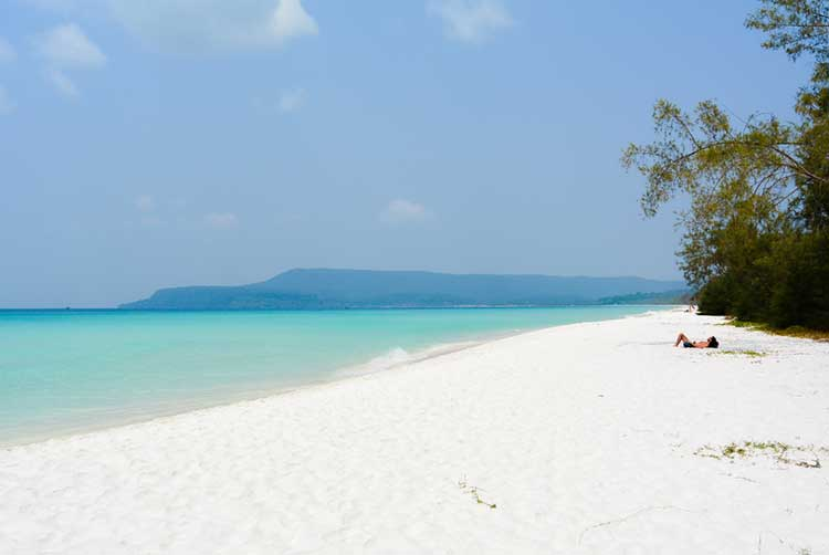 Long Beach, Koh Rong