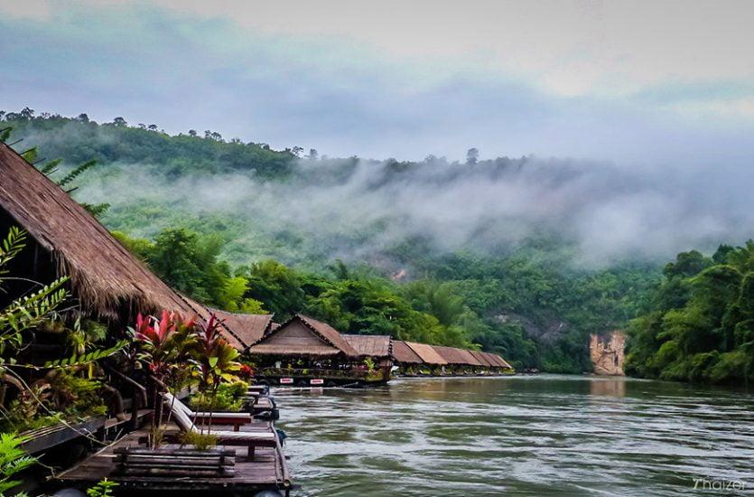 Visit National Parks in Kanchaburi, Thailand