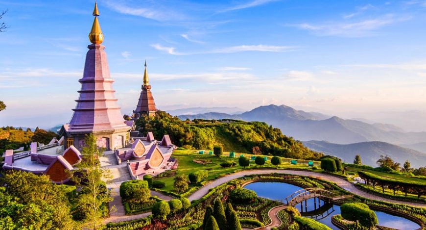 Doi Inthanon trekking, Thailand