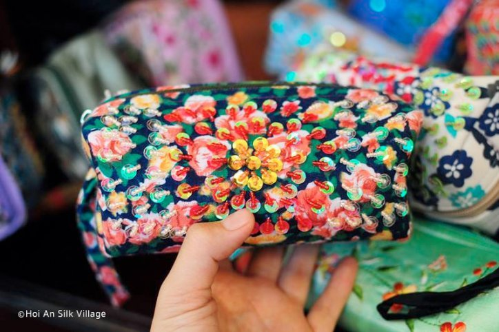 Vietnam is famous for its beautiful handcrafted souvenirs