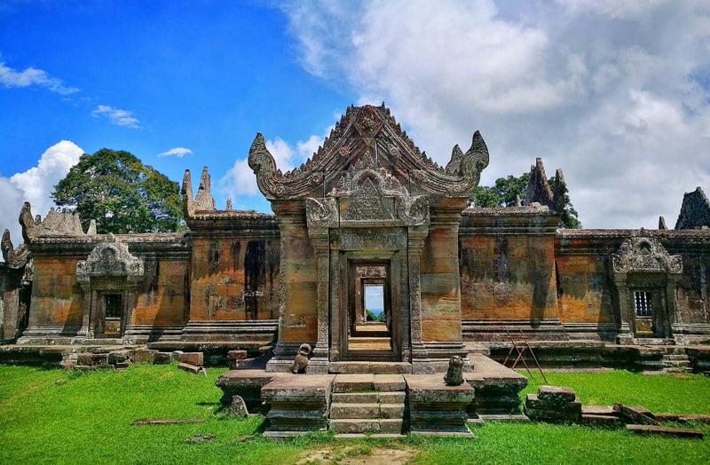 Prasat Preah Vihear temple