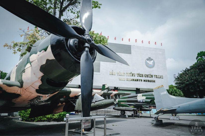 Remnant Museum, Ho Chi Minh City, Vietnam