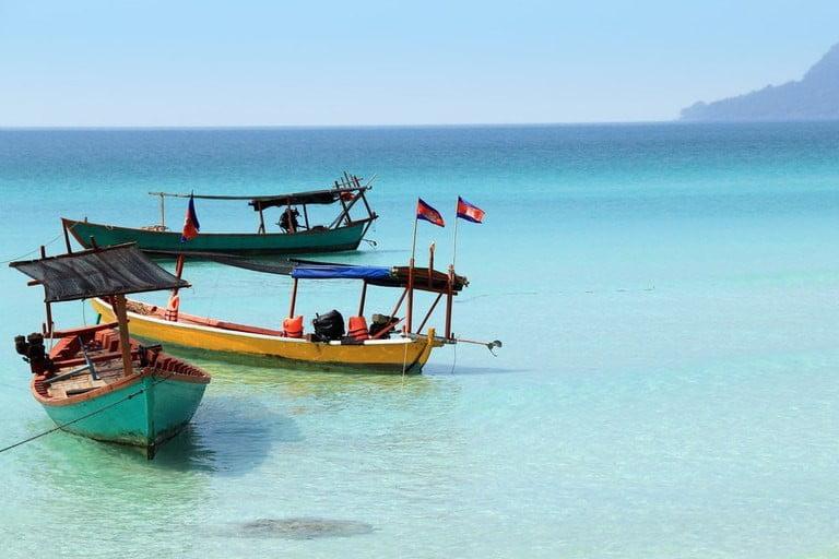 Sner Beach Cambodia