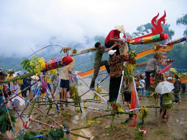 Rocket Festival, Laos