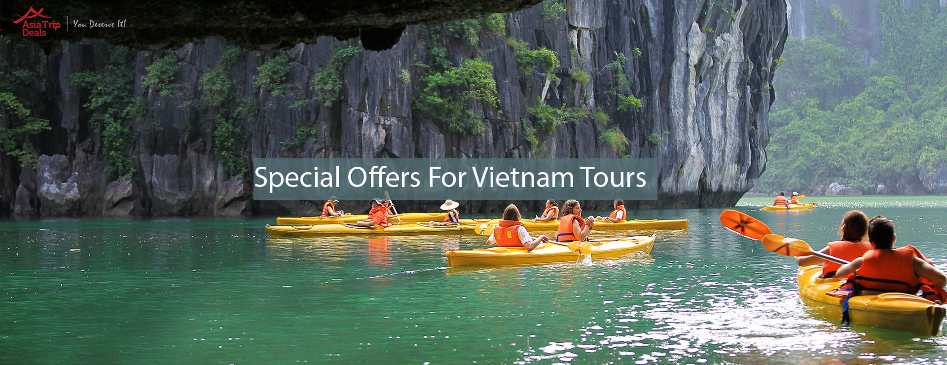 Up To 30% Off!! Don't Miss Our Best Deals For Your Holiday In Vietnam