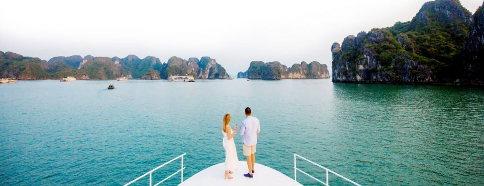 Vietnam's beautiful destinations for honeymooners